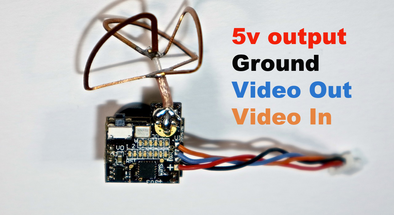 Adding The Runcam Micro Swift Camera To A Quad Currykitten Wiring Video Just For Sake Of Completeness Heres Same Wire Labeling From Vx03s Point View In Case Vtx We Only Have Which Will